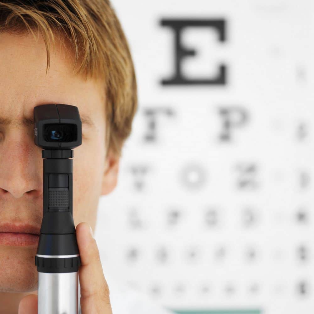 Eye exam - South Bay Eye Care