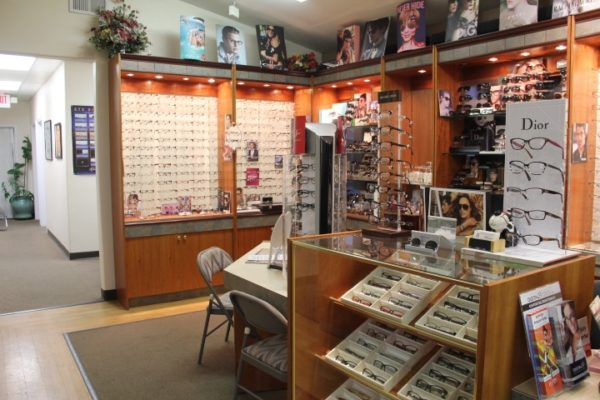 South Bay Eye Care Glasses Gallery