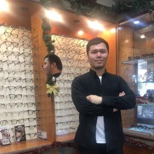 South Bay Eye Care Team Member - Jake