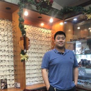 South Bay Eye Care Team Member - Robert