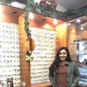South Bay Eye Care Team Member - Diana