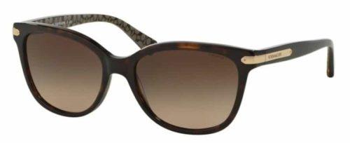 Lomita Prescription Sunglasses coach-hc8132-sun-glasses 57-17-135